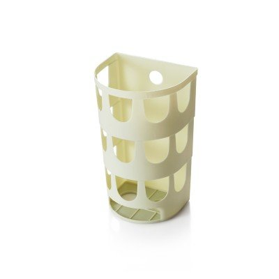 Multi Recycler (Grocery Bag Holder Dispenser, Grocery Plastic Bag Storage Box Wall Mount Kitchen Organizer Recycler Plastic Shopping Bag Storage Light Green)