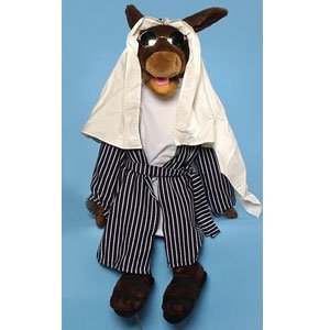 Puppet Donkey (Sunny Toys GS4815 28 In. Donkey Singer, Full Body Animals Puppet)