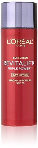 L'Oreal Paris RevitaLift Triple Power Facial Day Lotion SPF 20