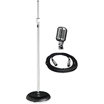 Amazon Com Shure 55sh Series Ii Iconic Unidyne Dynamic
