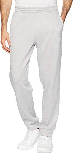 adidas M Team Issue Fleece Jogger Sweatpant - Grey - Medium