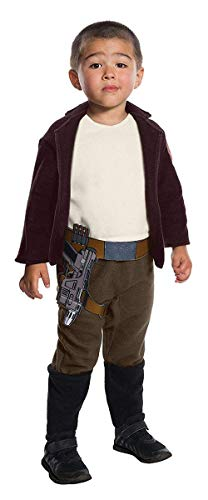 Rubie's Star Wars Episode VIII: The Last Jedi, Child's Poe Dameron Costume, Toddler, Toddler -