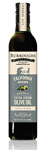 Extra Virgin Cold Pressed Organic California Olive Oil, ()
