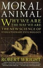 The Moral Animal 1st (first) edition Text Only