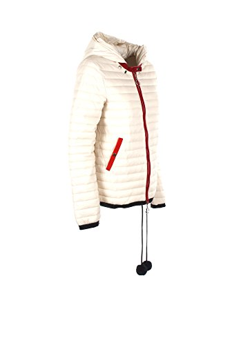 new product e82f4 759b2 Twin Set Piumino Donna 46 Bianco Pa72gc Autunno Inverno 2017 ...