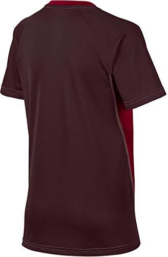 Crush Red Crimson Nike fit shirt T Crush Dri bright Bambino burgundy 1167w8g4