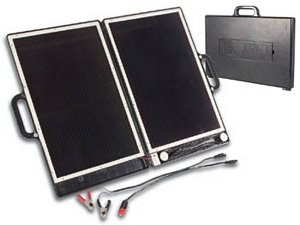 Generator Velleman (Velleman SOL8 Compact Solar Generator In Briefcase Design)