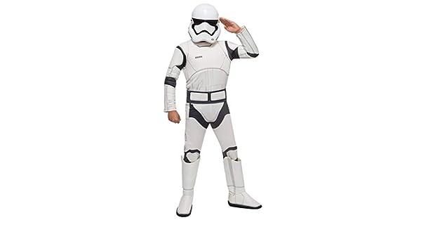 Stormtrooper de Niño Traje de lujo S: Amazon.es: Juguetes y juegos