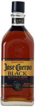 Jose Cuervo Tequila Black Medallion 1 L