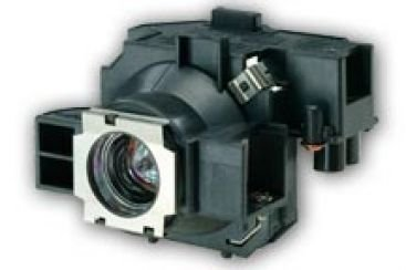 (GLAMPS ELPLP32 / V13H010L32 Replacement Lamp with Housing for Epson Projectors)