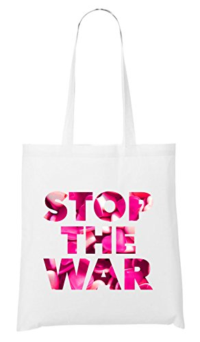 White Stop The Bag Bag War Stop Stop The The White War 1qzRxnXEE
