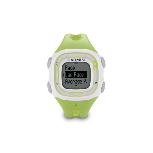 garmin-forerunner-10-gps-watch-green-white-certified-refurbished