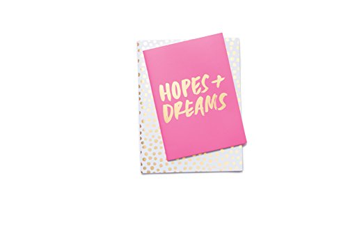 ban.do design Good Ideas Notebook Set - Petite Party Dots + Hopes + Dreams (53314)