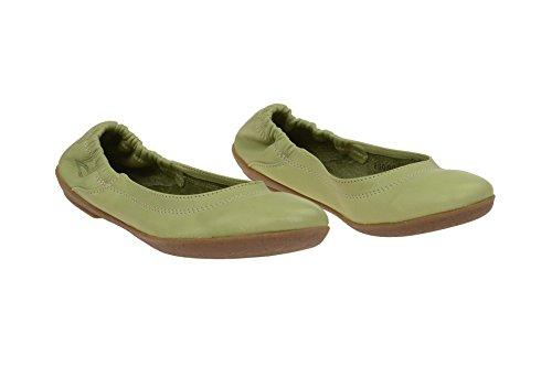 Mujeres Bailarinas light green verde, (light green) 800.90.06