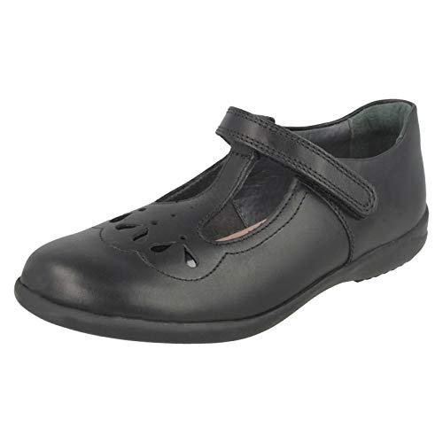 H Black 5 Poppy Startrite 2 Girls Shoe School pngwfxXB6q