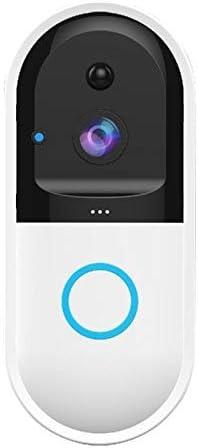 B50ワイヤレスWifiインターホンビデオドアベル、カメラセットドアベルカメラWifiビデオナイトビジョン検出