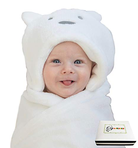 BABY BEAR BLANKET FOR NEWBORN