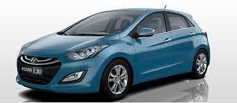 Hyundai i30 5 Door Hatchback 2007 to 2011 20/% Dark Tint PSSC Pre Cut Rear Car Window Films