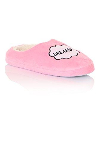 Continental Pantofole Pantofole Rosa Donna Continental Pink aBa7qYrx