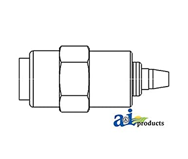 Amazon.com: A and I, E8NN9D278AA Solenoid, Fuel Shutoff embly ... on