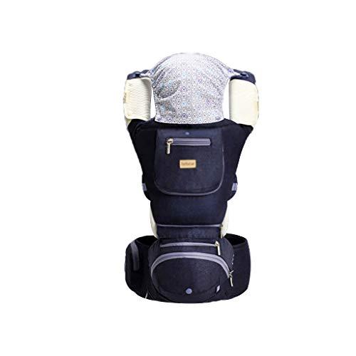 MLX Eslinga Para Bebé, Sujetador Frontal De Múltiples Funciones, Taburete Para La Cintura Del Bebé, Artefacto Para El...