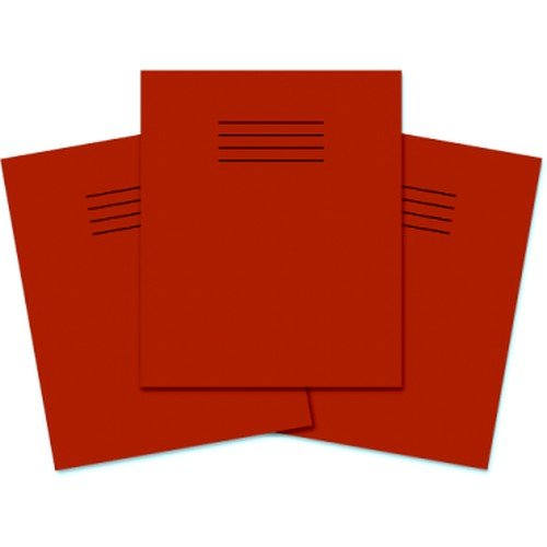 SCHOOL EXERCISE BOOKS 15mm LINES A5 32 Page 165 x 203mm [Pack of 5] OfficeCentre