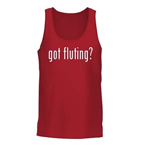 got Fluting? - A Nice Men's Tank Top, Red, ()