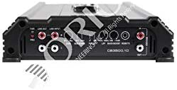 Orion CB3500.1D Cobalt Series Monoblock Class D 1-Ohm Amplifier
