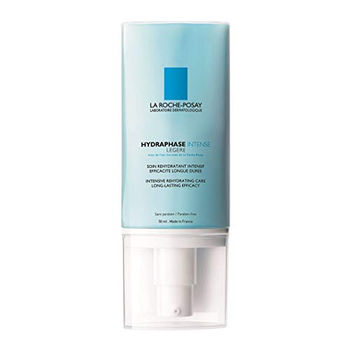 La Roche-Posay Hydraphase Intense Light Moisturizer with Hyaluronic Acid, 1.69 Fl. Oz.
