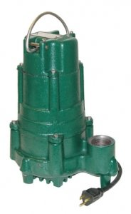 Zoeller BN140 Flow Mate 115 Volt Cast Nonauto Submersible Pump wVariable Level Float Switch
