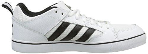 Homme White Cblack Varial Ii Low Basses Adidas Baskets Blanc gum4 ftwr 6AXW8