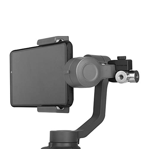 Vertily Smartphone Gimbal 3-Axis Stabilizer Handheld Universal Stabilizer Gimbal Counterweight Counter Weights 70g for OSMO Mobile 2 Handheld Smartphone Gimbal