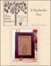 Handwork's Pace Cross Stitch Chart