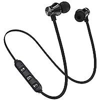 Bluetooth Kulaklık Mikrofonlu Iphone Samsung Huawei Xiaomi Uyumlu Kablosuz Kulaklık (SİYAH)