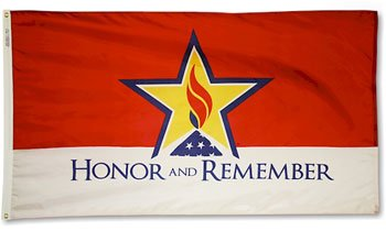 Honor and Remember Flag 3'x5'