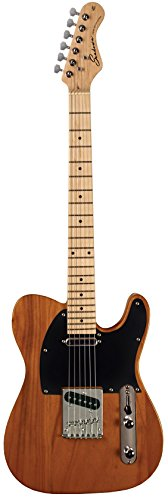 Sundown SD-200BS Limited Edition Guitars Solid-Body Electric Guitar, Aged Natural