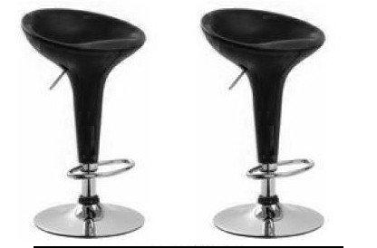Sgabello shanghai nero xh coppia sgabelli design stool
