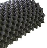 Noppenschaum 2-10cm Schalldämmung Isolierung Akustik (206 x 100cm, 7cm)