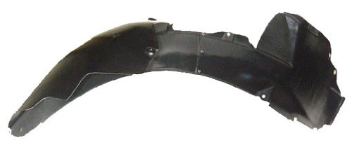 OE Replacement Dodge Stratus Front Driver Side Fender Inner Panel (Partslink Number (Dodge Stratus Fender)