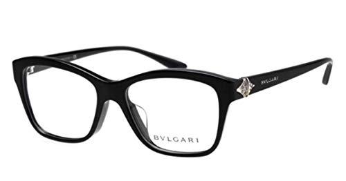 Bvlgari BV4080BF - 501 Eyeglasses Black 53mm ()