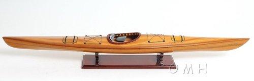 Old Modern Handicrafts Kayak Model Collectible