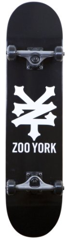 Zoo York Cracker Heritage Complete Skateboard Cracker Black