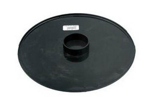 Pentair R172611BK Black Niche Cover Replacement Dynamic S...