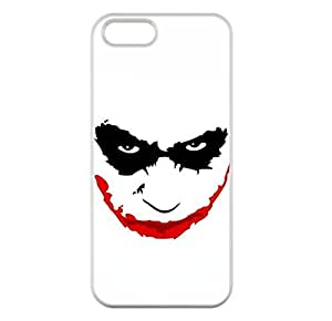 Art Designed Clown Picture Special Made for iPhone 6 plus Only Case Cover Laser Technology 100% TPU
