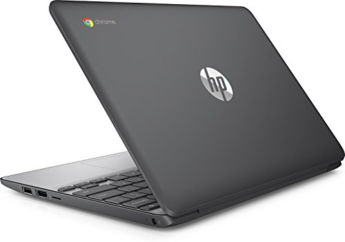 2017 HP 11.6 Inch high performance Chromebook Laptop Computer, Intel Celeron N3060 Up to 2.48GHz, 4GB Memory, 16GB eMMC, WiFi 802.11ac, USB 3.1, Bluetooth, Webcam, Chrome OS (Certified Refurbished) by HP (Image #2)