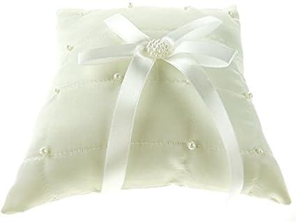 Amazon Com Firefly Imports Homeford Wedding Ring Bearer Pillow