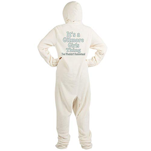 CafePress It's A Thing Gilmore Girls Novelty Footed Pajamas, Funny Adult One-Piece PJ Sleepwear