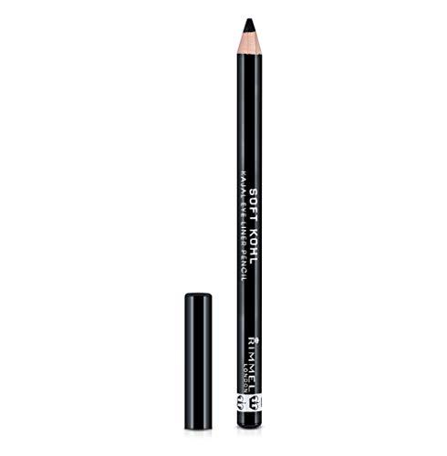 Rimmel Soft Kohl Eyeliner Jet Black (Best Waterproof Eyeliner Pencil Uk)