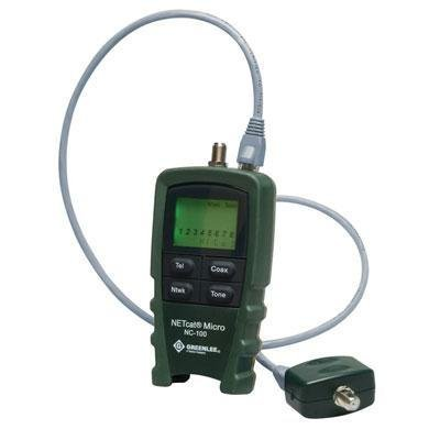 Price comparison product image Greenlee NETcat Micro (NC-100) by Greenlee