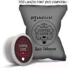 Coffee Love 100 Lavazza Point (FAP) - Cápsulas de café ...